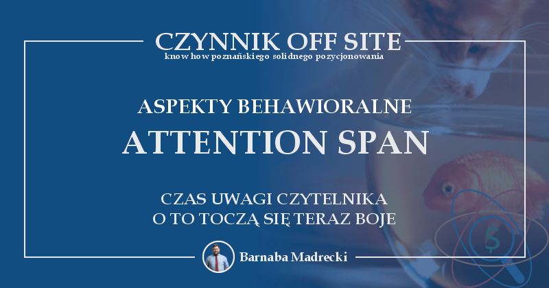 attention span co to jest?