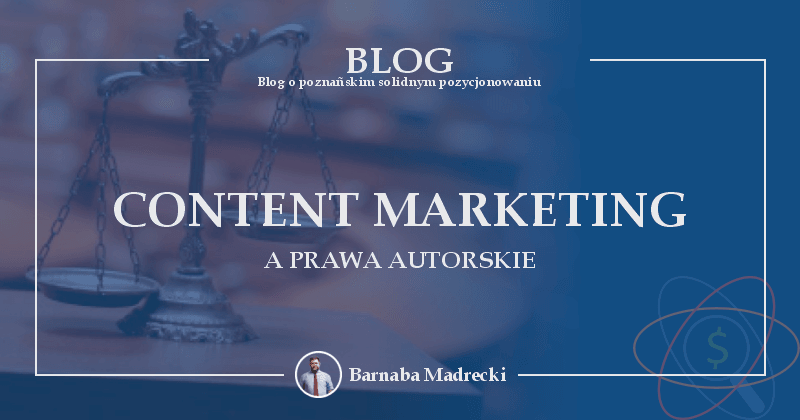 content marketing a prawa autorskie